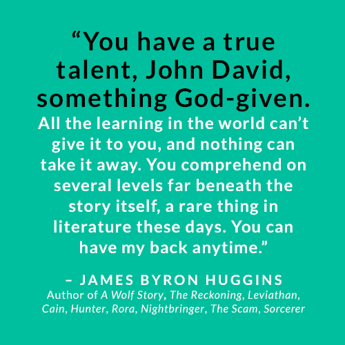 Testimonial from James Byron Huggins