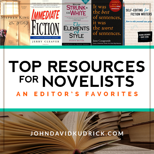 Top Resources for Novelists